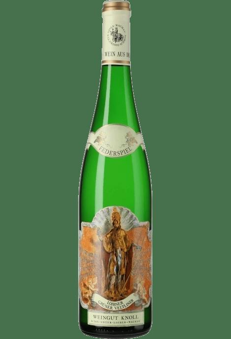 KNOLL GRUNER VELTLINER FEDERSPIEL 2018