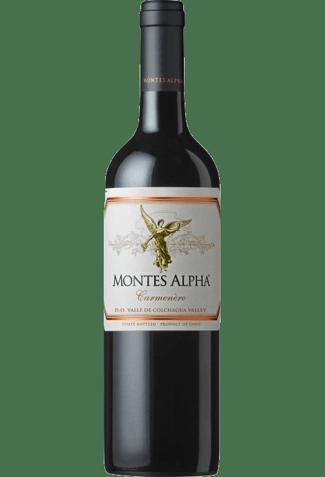 MONTES ALPHA CARMENERE 2018
