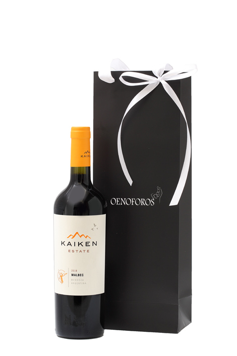 GIFT SINGLE BAG - KAIKEN ESTATE MALBEC