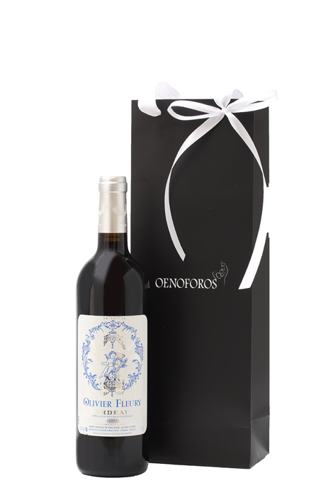 GIFT SINGLE BAG - CHATEAU OLIVIER FLEURY