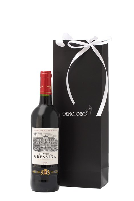 GIFT SINGLE BAG - CHATEAU GRESSINA