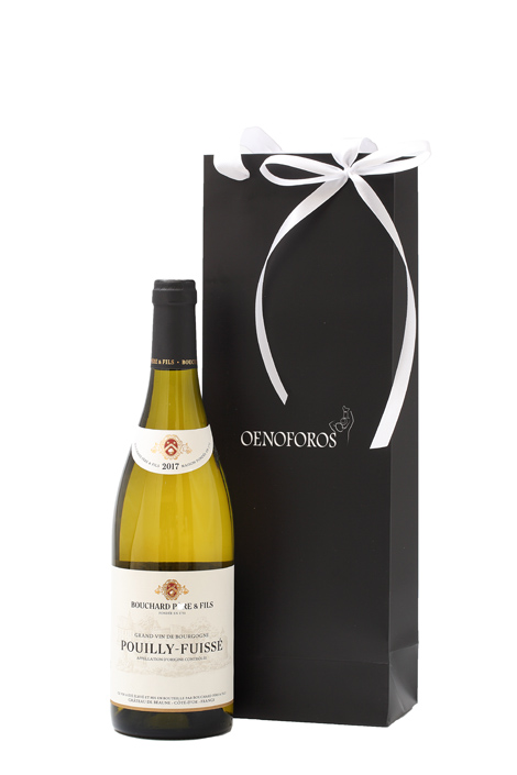 GIFT SINGLE BAG - BOUCHARD PERE & FILS POUILLY FUISSE
