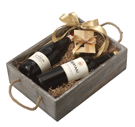 GIFT DOUBLE GREY BOX - BERTANI 2