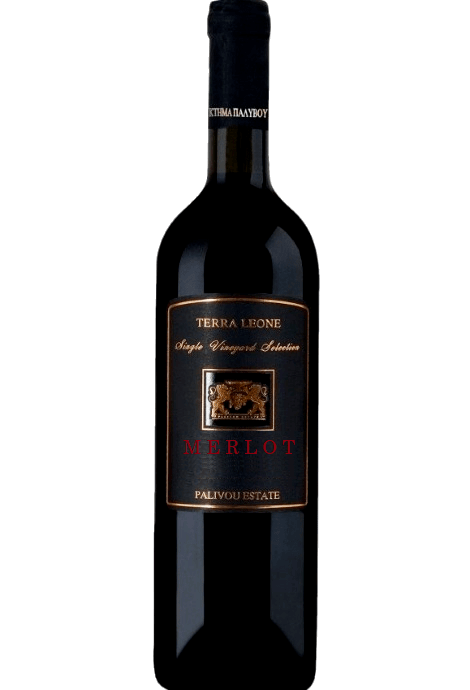 PALIVOU ESTATE TERRA LEONE MERLOT 2004 (GREECE)