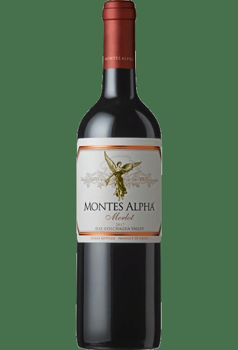 MONTES ALPHA MERLOT 2017