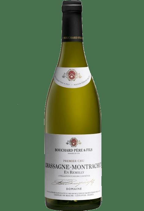 "BOUCHARD PERE & FILS CHASSAGNE MONTRACHET 1ER CRU ""EN REMILLY"" 2013/2017"