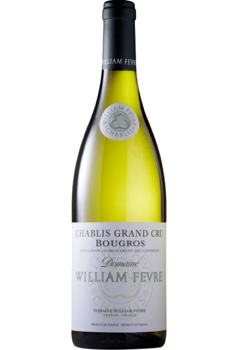 WILLIAM FEVRE CHABLIS GRAND CRU ''BOUGROS'' 2017