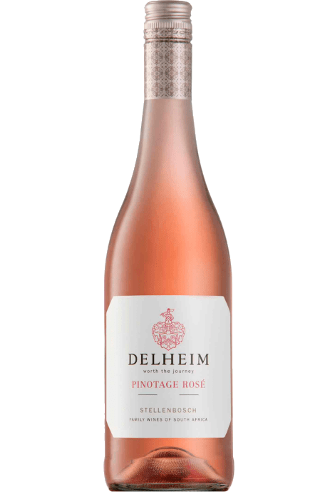 DELHEIM PINOTAGE ROSE 2019/2020