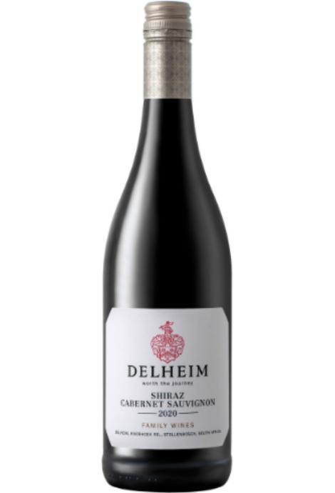 DELHEIM CABERNET - SHIRAZ 2017