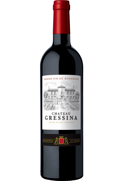 CHATEAU GRESSINA BLAYE-COTES BORDEAUX 2016