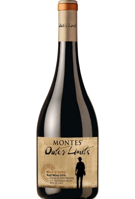 MONTES OUTER LIMITS CGM 2016