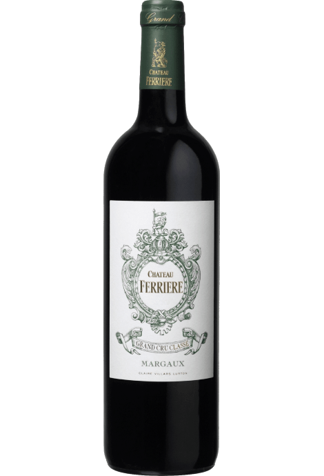 CHATEAU FERRIERE 2017 MARGAUX