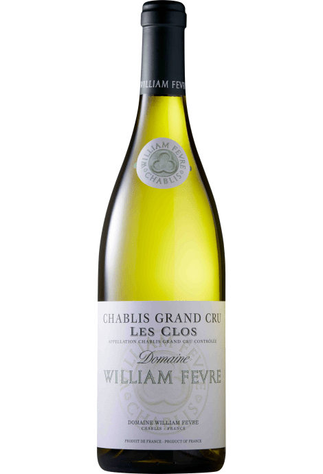 WILLIAM FEVRE CHABLIS GRAND CRU ''LES CLOS'' 2015/2017