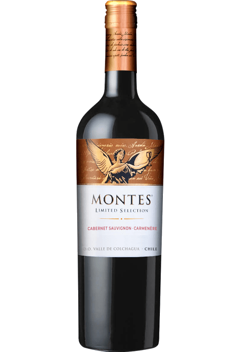 MONTES LIMITED SELECTION CABERNET - CARMENERE 2018