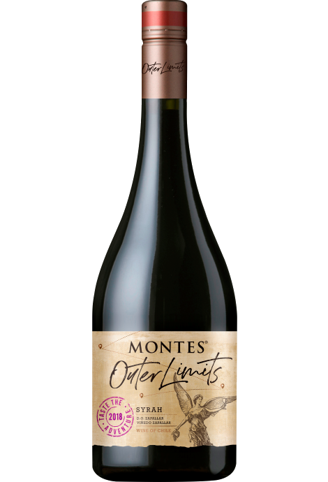 MONTES OUTER LIMITS SYRAH 2019